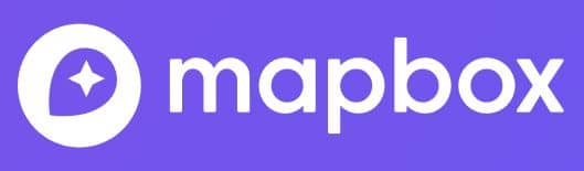 Mapbox Logo and Link